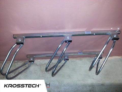 Stojak na rowery ECHO -3 ścienny