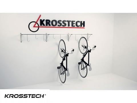 Wieszak na 9 rowerów CRIS-9