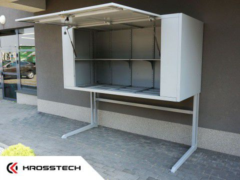 Boks garażowy - szafa garażowa KROSBOX-240