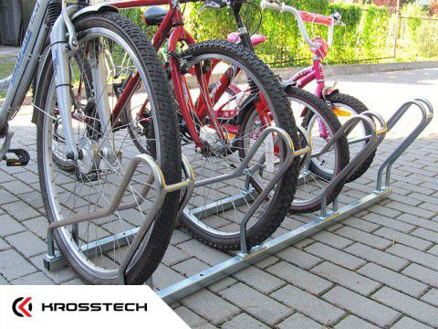 Stojak na rowery CROSS-4