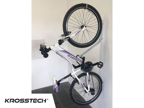 """Wieszak na rower """"Kaktus"""" - idealny do wspólnych rowerowni"""