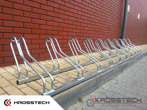 Stojak na rowery CROSS-10