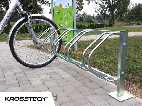 Stojak na rowery ECHO-5 PION