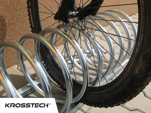 Stojak na rowery VIRO-12 / 330cm