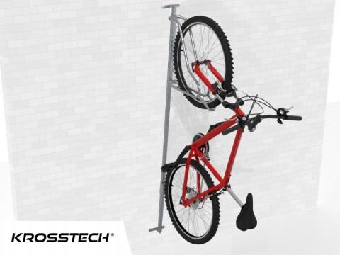 Wieszak na rower LIFT-1 PREMIUM (1 stanowisko)