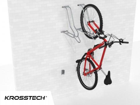Wieszak na rowery LIFT-2 (2 stanowiska)
