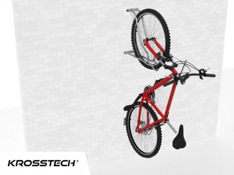Wieszak na rowery LIFT-1 (1  stanowisko)