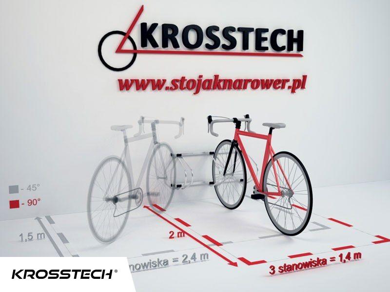 W Ultra Stojaki rowerowe na ścianę, do garaży i piwnic, wózkowni JX32