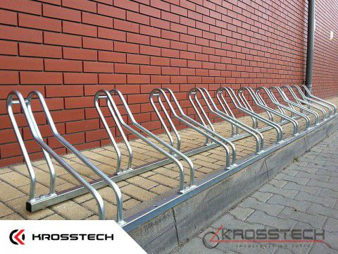 Stojak na rowery CROSS-11