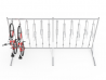 Wieszak LIFT PREMIUM-12 (12 stanowisk) z konstrukcją
