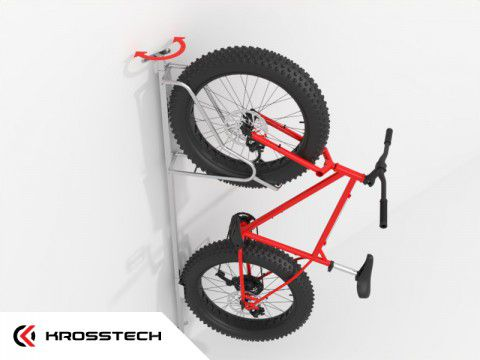 Wieszak na rower LIFT-1 PREMIUM FAT BIKE (12cm)