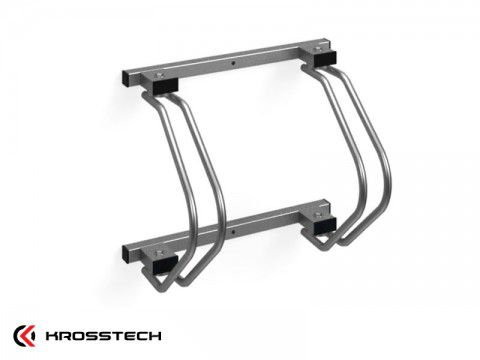 Stojak na rowery ECHO-2 ścienny