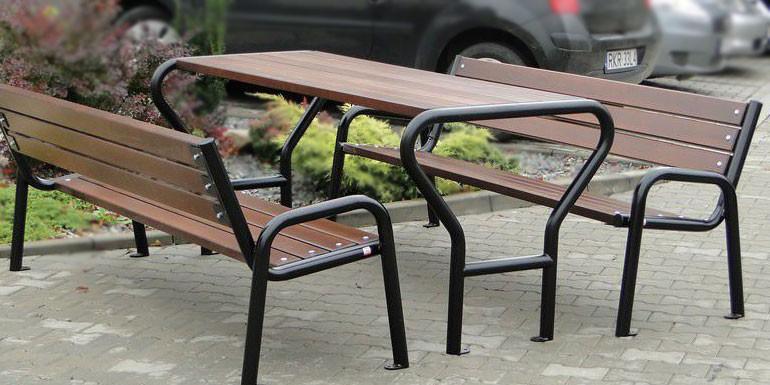 W Mega Czy ławki ogrodowe muszą być drogie? TZ97