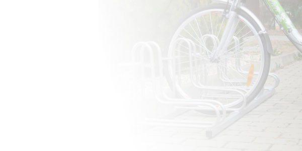 Stojaki szeregowe na rowery