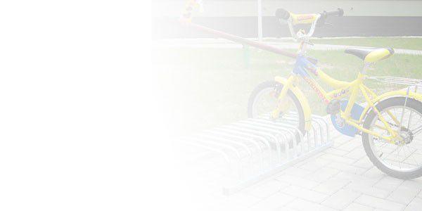 Stojaki na rowery dziecięce