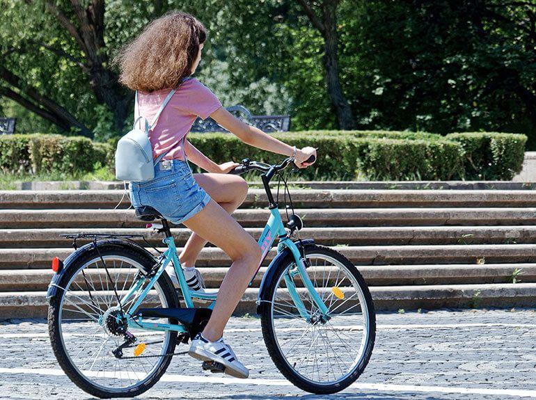 Obowiązkowe wyposażenie roweru